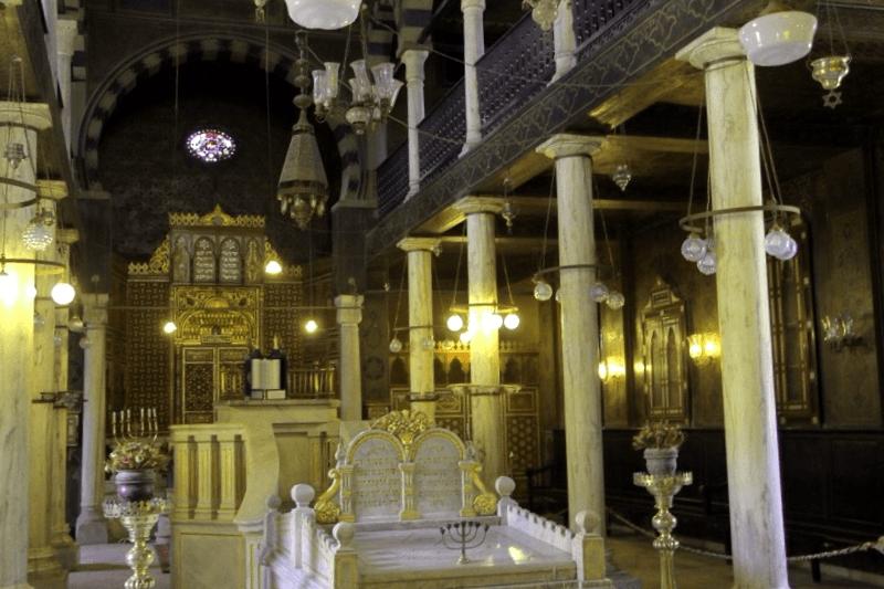 Conocer Egipto y maravillarse de Sinagoa de Ben-Ezra