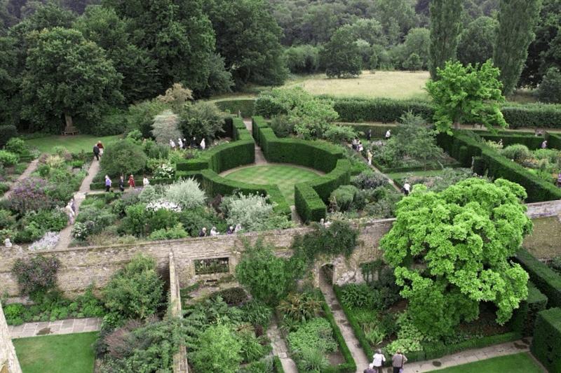 Sissinghurst Castle Garden que ver