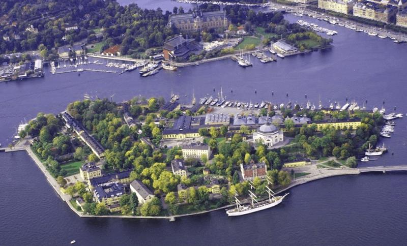 Que ver en Skelppsholmen