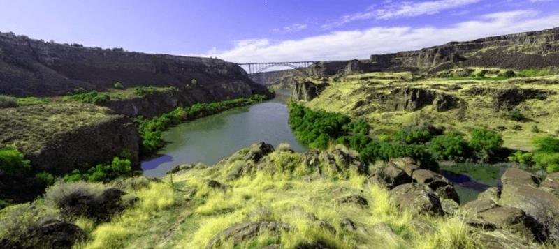 Snake River Canyon que debemos ver
