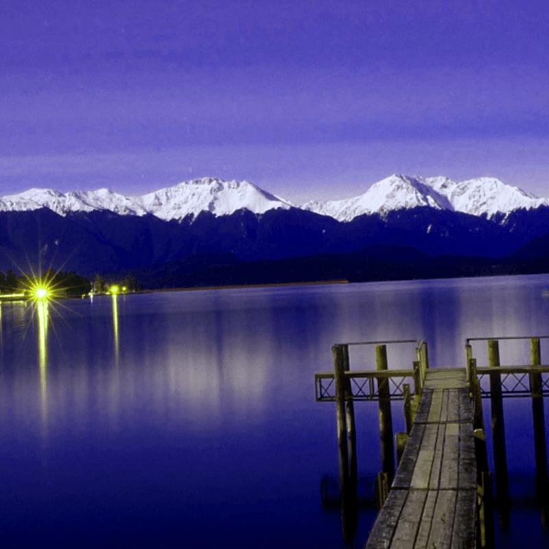 Conocer Nueva zelanda y maravillarse de Te Anau