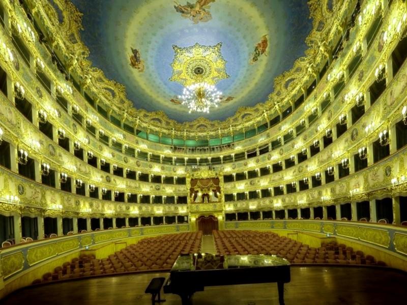 Teatro La Fenice que debemos ver