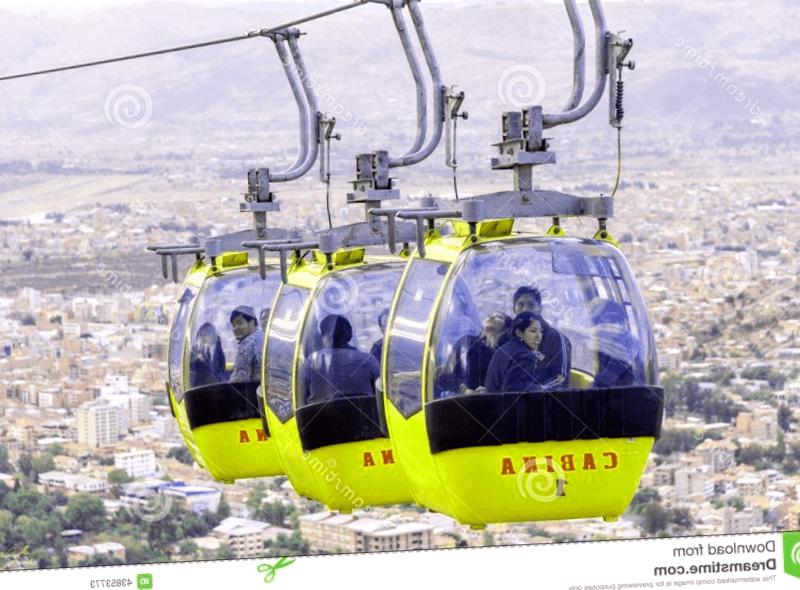 Que ver en Teleferico de Cochabamba