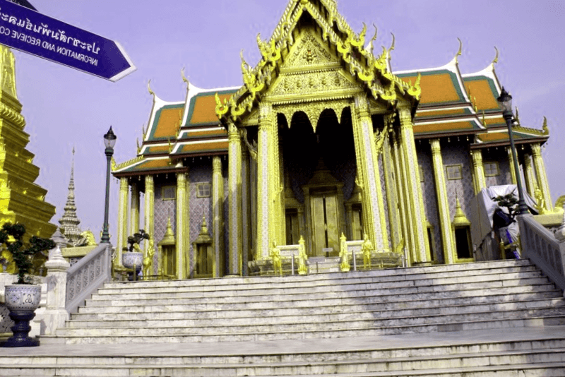 Que descubrir en Templo Esmeralda