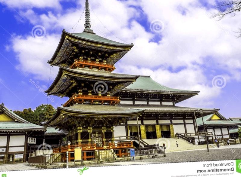 Que descubrir en Templo Naritasan Shinshoji
