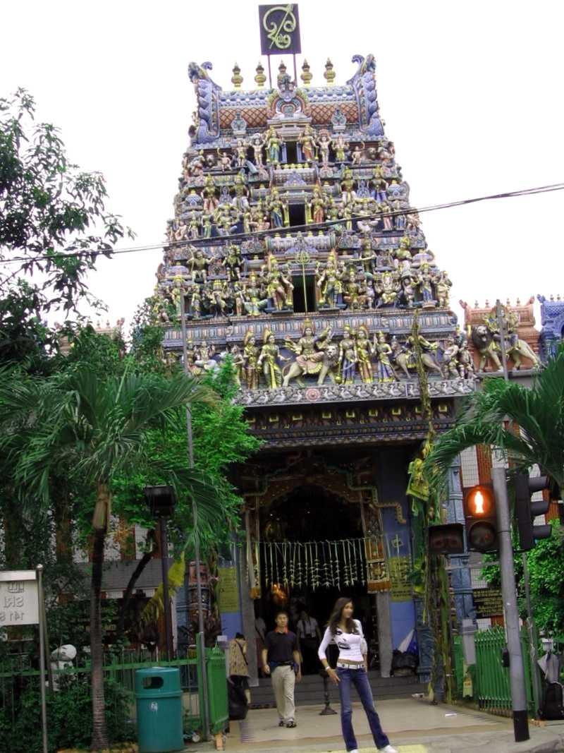Que ver en Templo Sri Veeramakaliamman