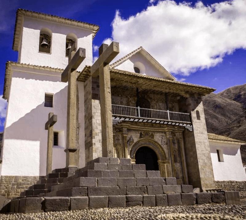 Que ver en Templo de Andahuaylilla