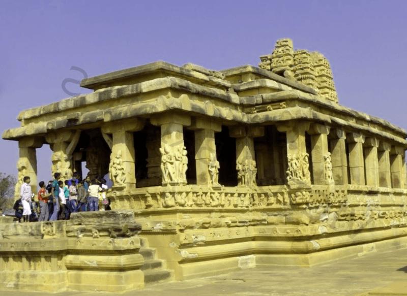 Visitar Templo de Durga