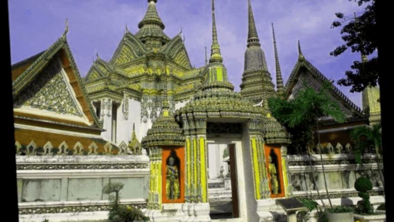 Visitar Tailandia y descubrir de Templo de Wat Pho