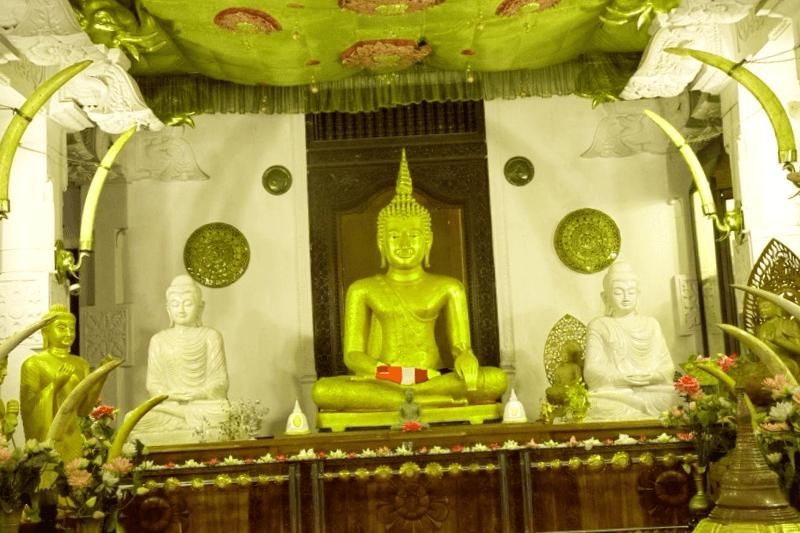 Templo del diente de Buda que ver