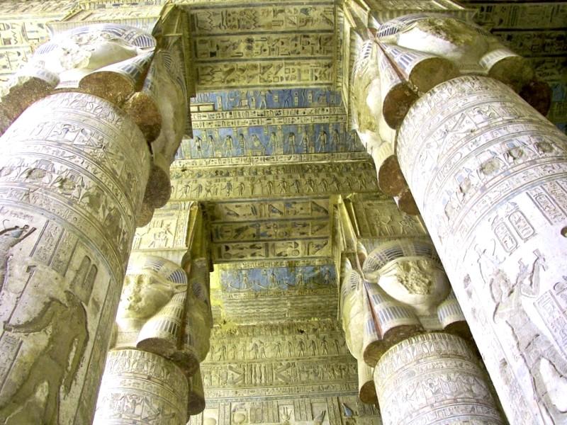Visitar Egipto y descubrir de Templos de Dendera
