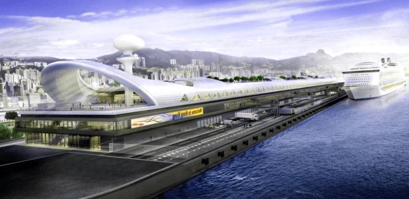 Conocer China y maravillarse de Terminal de cruceros Kai Tak