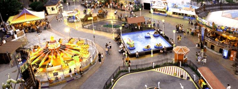 Visitar España y maravillarse de Tivoli World Badelmadena