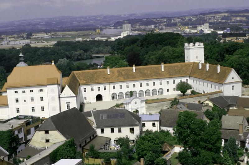 Ver Austria y maravillarse de Torre de la Ciudad de Enns