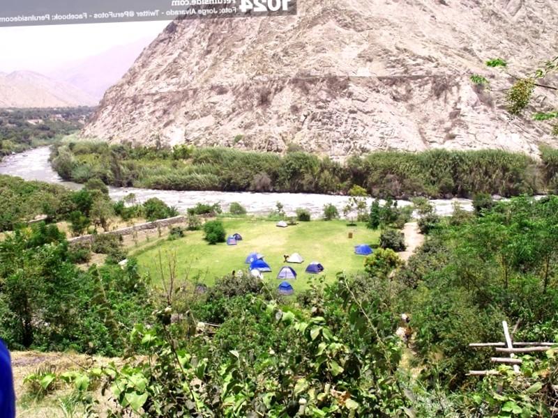 Conocer Peru y descubrir de Valle de Lunahuana