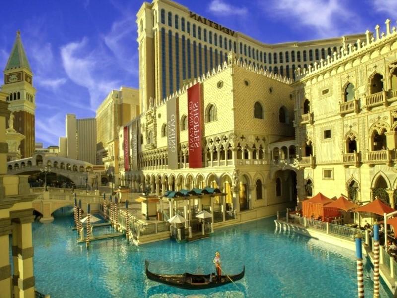 Que descubrir en Venetian Hotel