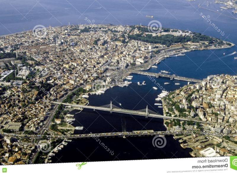 Ver Turquia y descubrir de Vista aerea del Cuerno de Oro