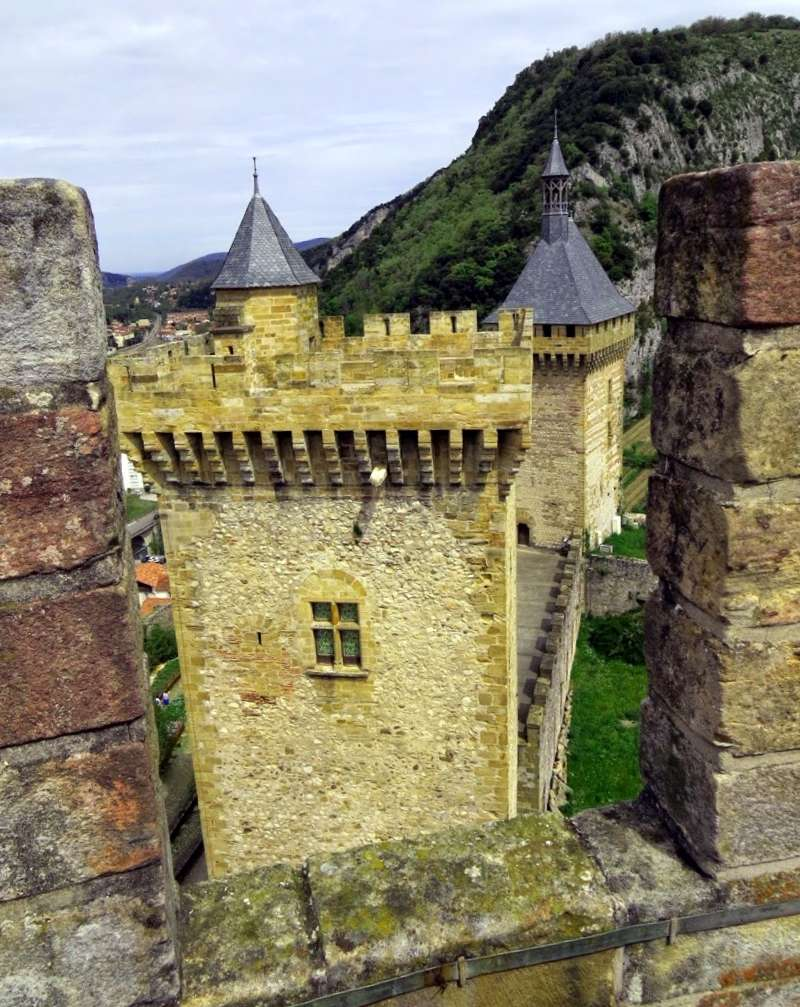 Que ver en Vista del Castillo de Estaing