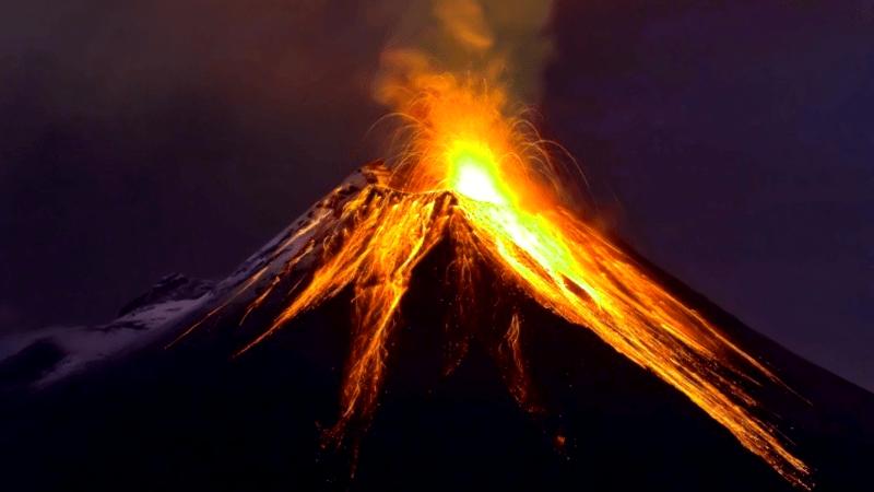 Ver Indonesia y descubrir de Volcan Krakatua