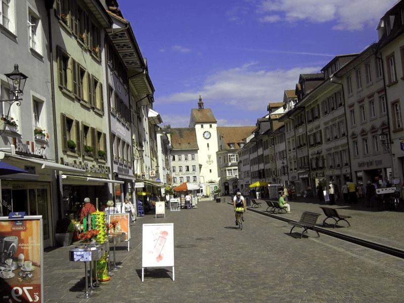 Visitar Waldshut