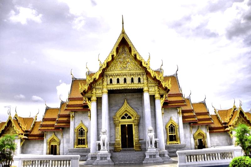 Que ver en Wat Benchamabophit