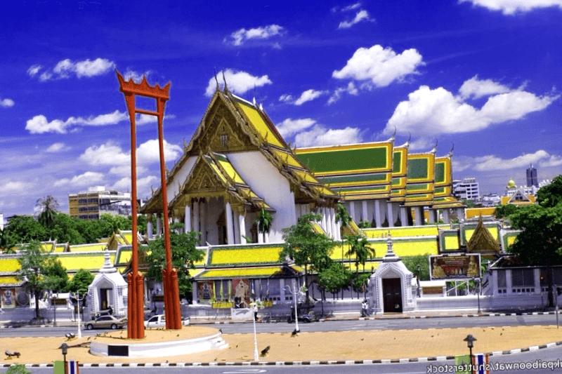 Visitar Wat Suthat