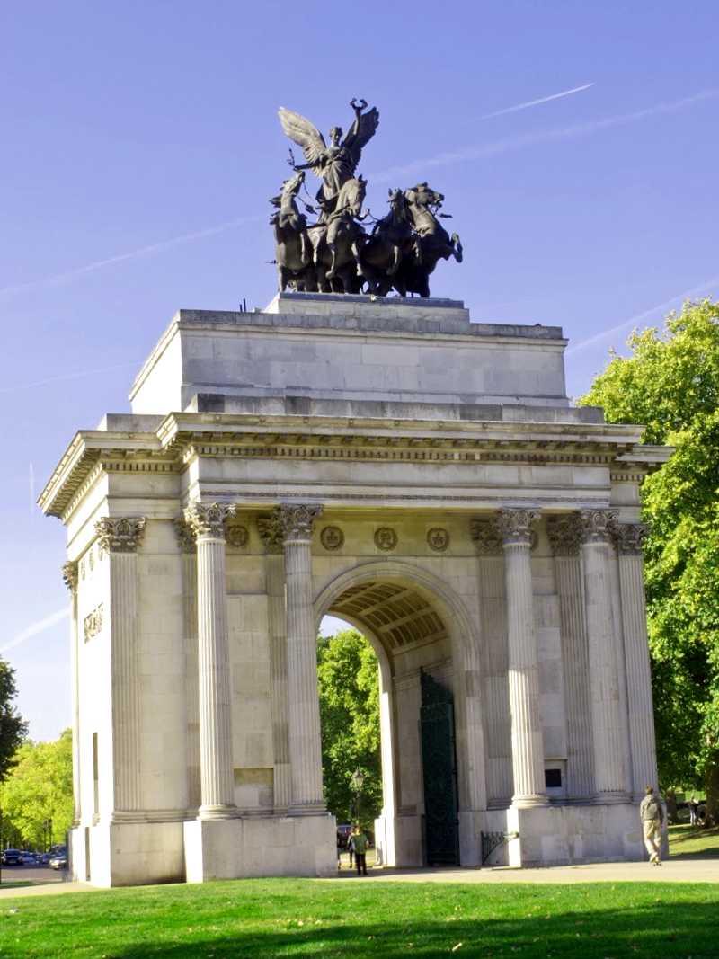 Ver Inglaterra y descubrir de Wellington Arch