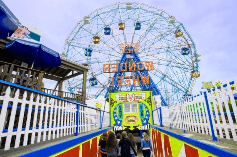 Visitar Wonder Wheel Entertaiment Park