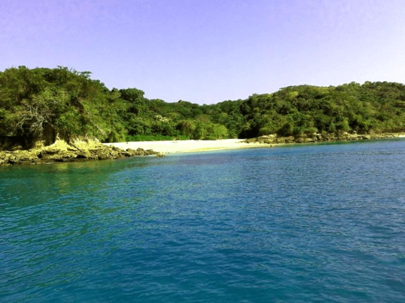 la isla Mogo Mogo que visitar