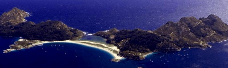 Visitar España y descubrir de las Islas Cies