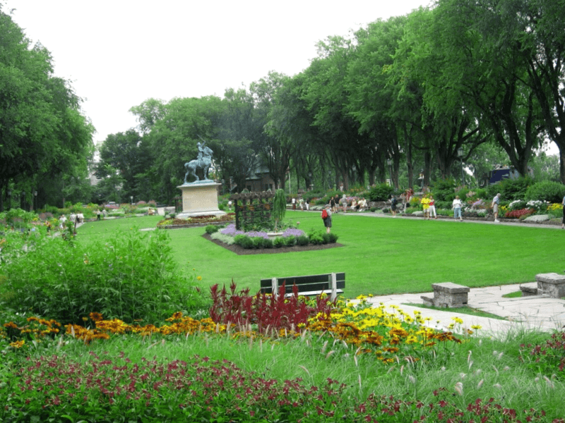Abraham Battlefield Park que visitar
