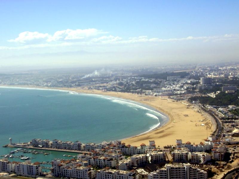 Que visitar en Agadir