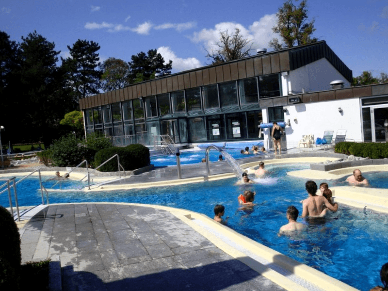 Aguas termales en Bad Tolz que visitar