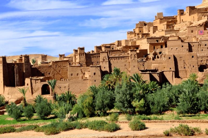 Ver Marruecos y descubrir de Ait Benhaddu