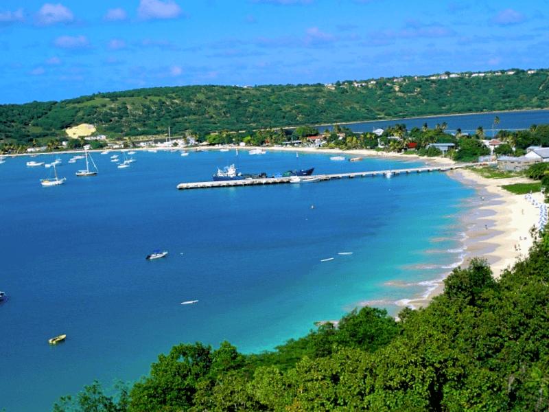 Visitar Anguila