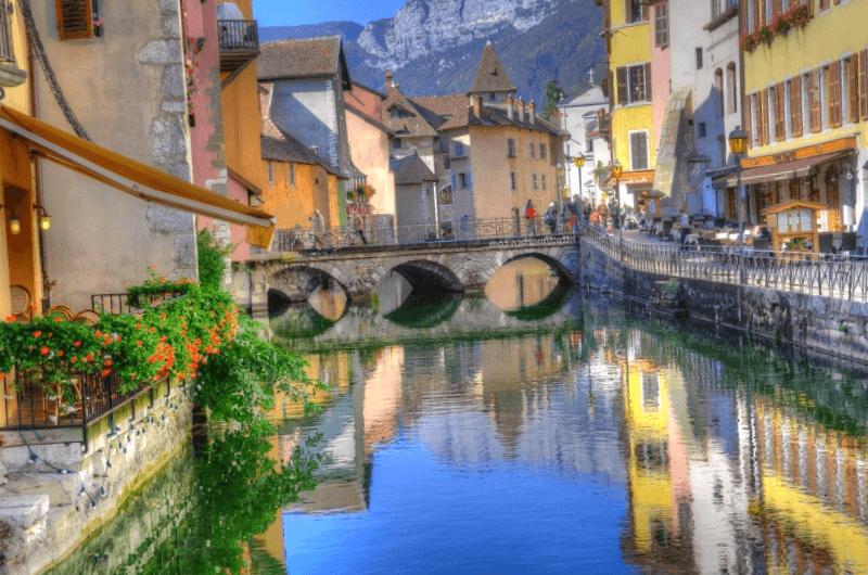 Conocer Annecy