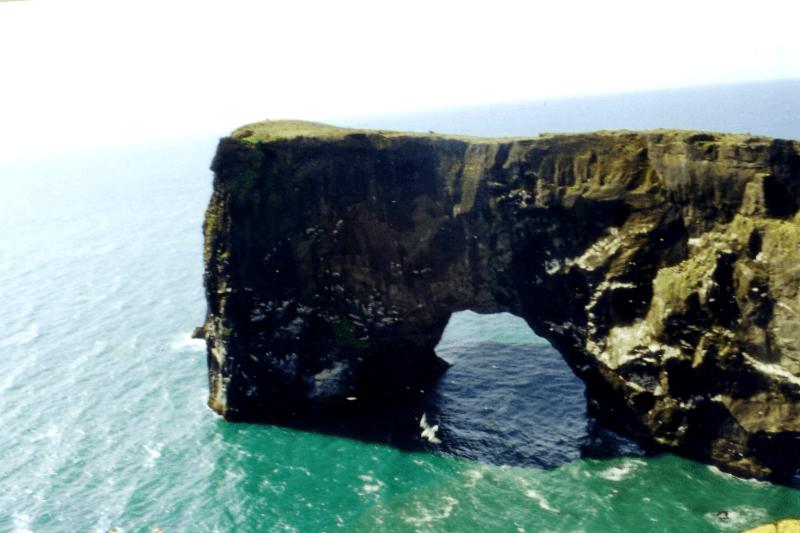 Arco de Dyrholaey que ver
