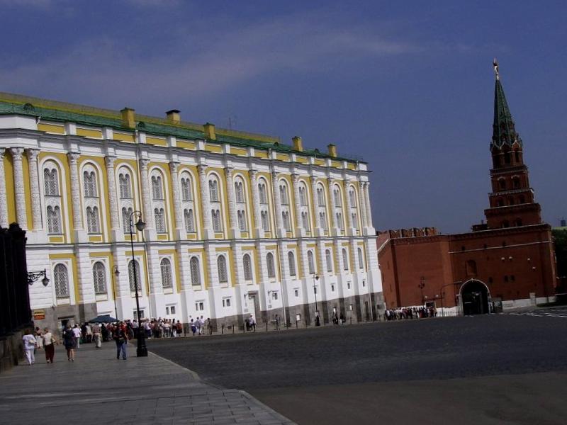 Ver Rusia y descubrir de Armeria del Kremlin