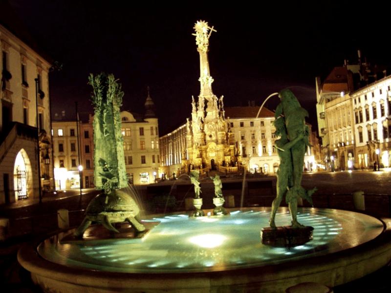 Visitar Ayuntamiento de Olomouc
