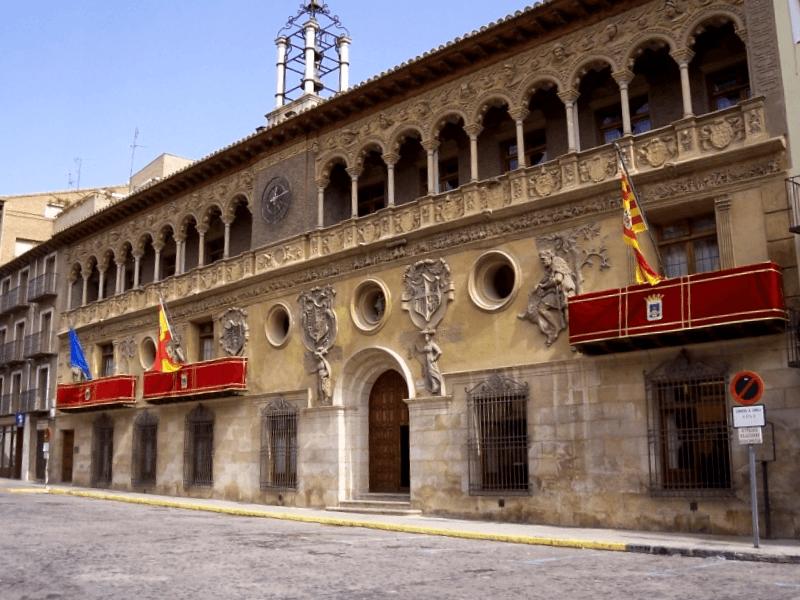 Conocer Ayuntamiento de Tarazona