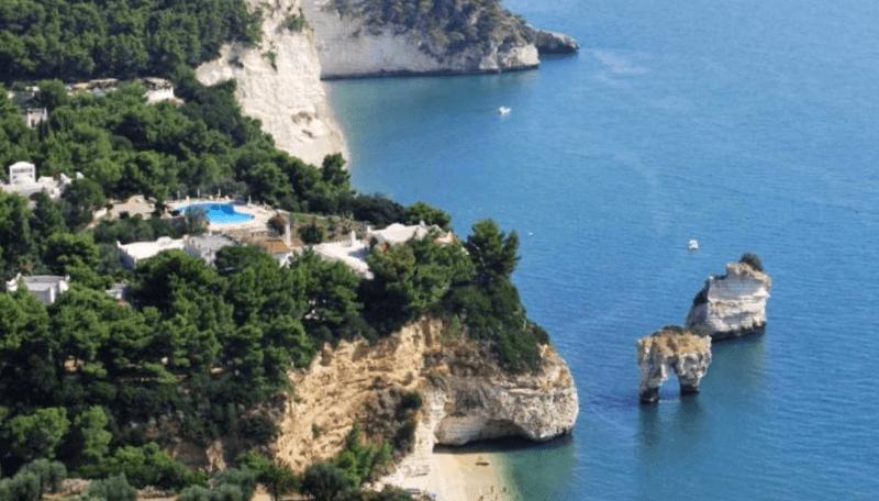 Ver Italia y descubrir de Baia delle Zagare