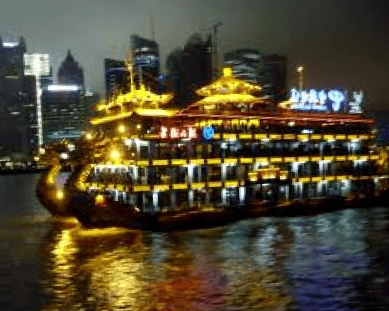 Barco del Dragon que descubrir