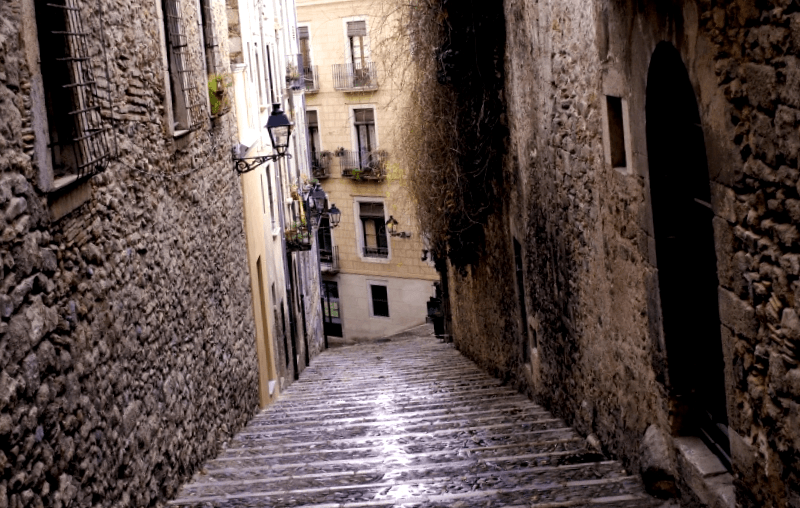 Barrio Call de Girona que visitar