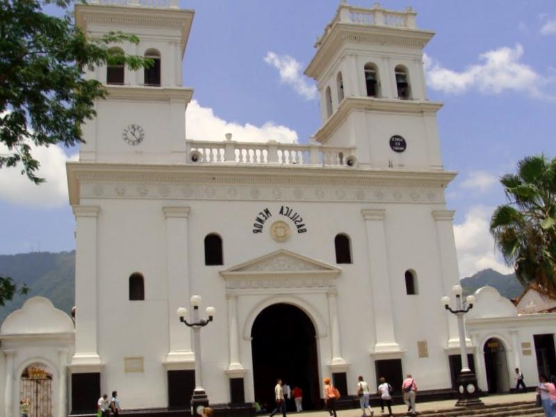 Que ver en Basilica Menor de Giron
