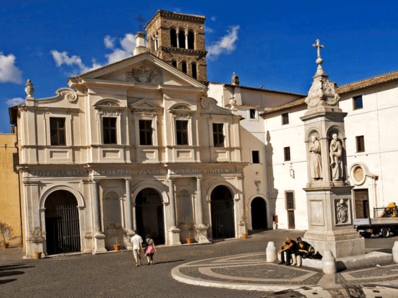 Basilica San Bartolomeo AllIsola que debemos ver