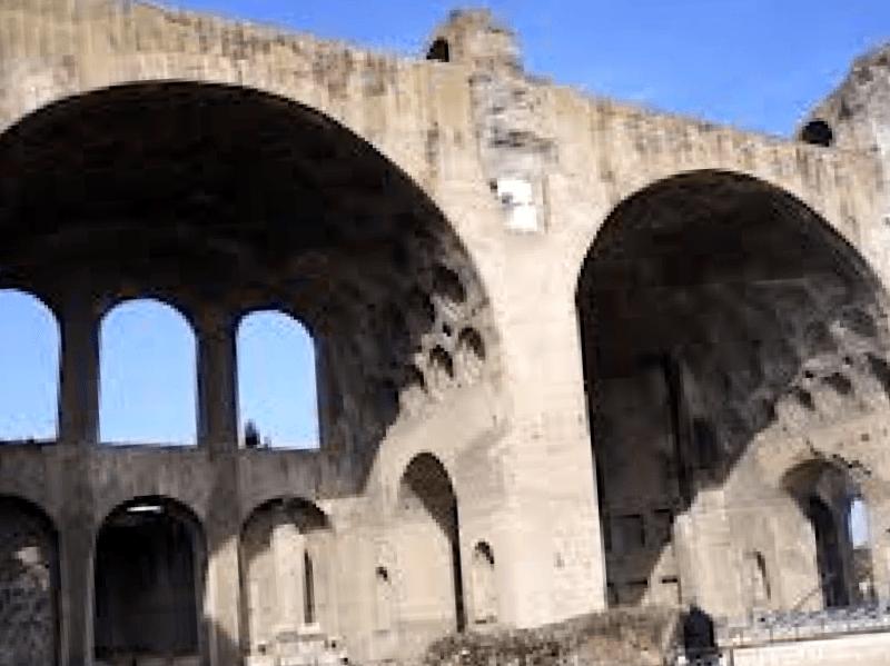 Conocer Basilica de Majencio