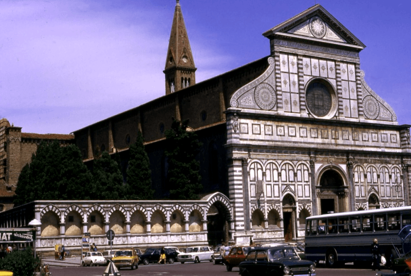 Que visitar en Basilica de Santa Maria Novella