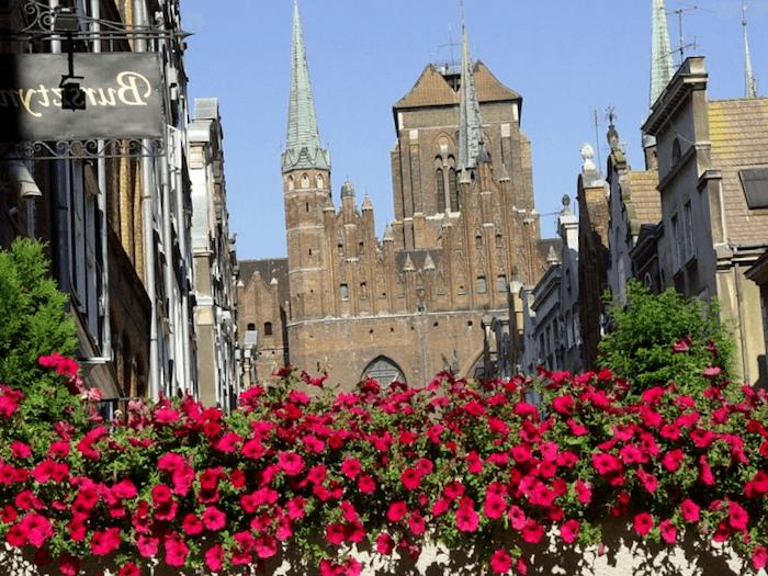 Ver Polonia y maravillarse de Basilica de Santa Maria