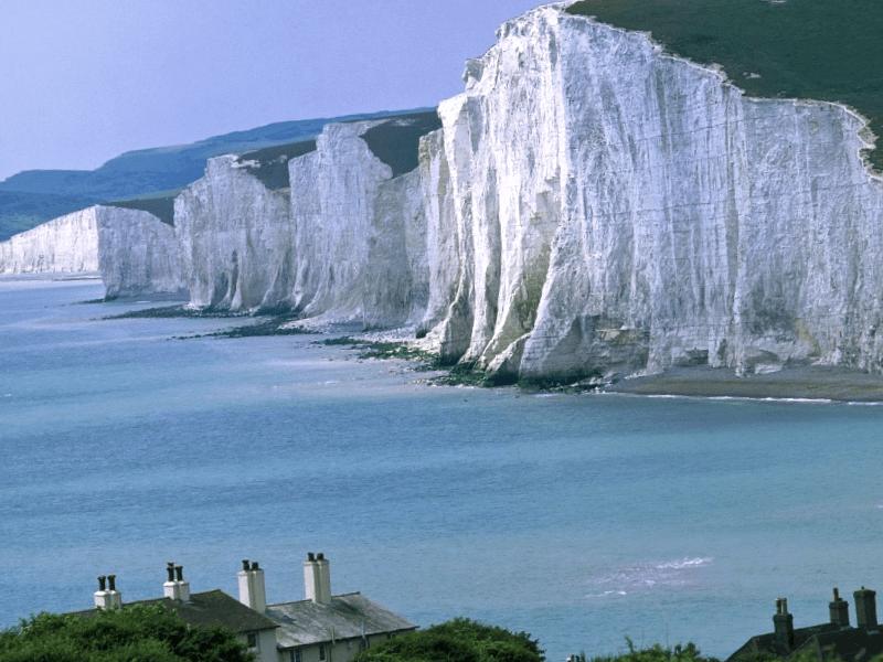 Que visitar en Beachy Head y Seven Sisters