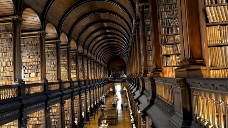 Que ver en Biblioteca de Trinity College